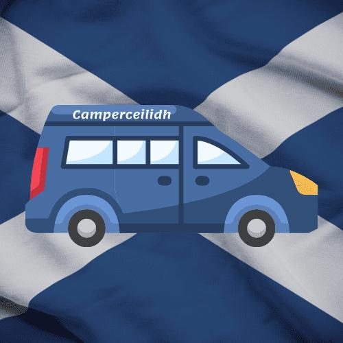 Camperceilidh Campervan Rentals