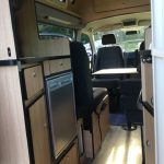 The Capercaillie Interior view
