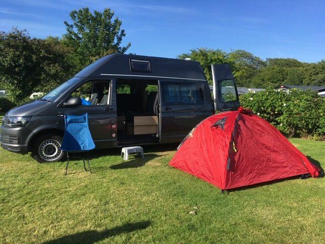 campervan tent chair