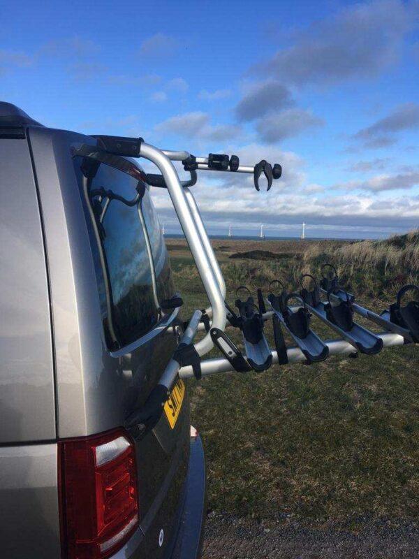 VW California Ocean and Cycle Rack