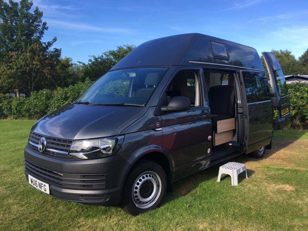 The Capercaillie Campervan