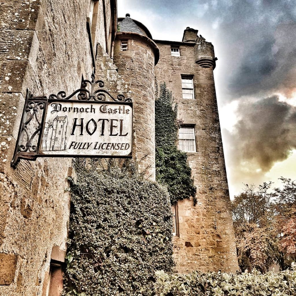 Dornoch Castle Hotel